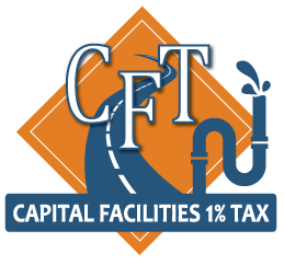 Sheridan County Capital Facilities Tax Logo