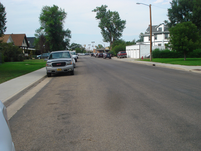 Completed Sumner Street Reconstruction Project in Sheridan, which replaced water, sewer, storm drain, curb and gutter, sidewalks and pavement. The project was needed due to old water/sewer mains and poor street condition.